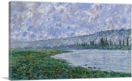 The Seine at Vetheuil 1880