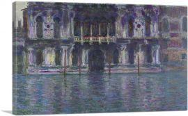 View of Venice, Le Palais Contarini