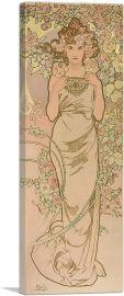 La Femme Animee en Fleur