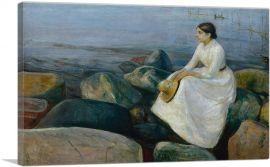 Inger on the Beach 1889