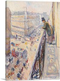 Rue Lafayette 1891