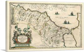 Morocco 1635