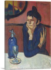 Femme Cafe - Absinthe drink 1901