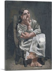 Seated Woman 1920