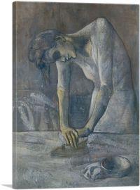 Woman Ironing 1904