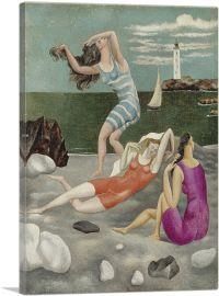 The Bathers 1918