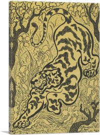 Tiger in the Jungle 1893 (2)