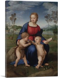Madonna with the Goldfinch 1506