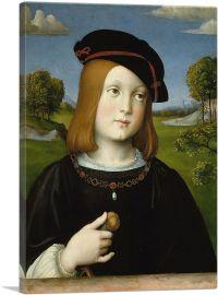 Portrait of Federico II Gonzaga 1510