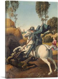 Saint George and the Dragon 1506