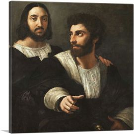 Self-Portrait with a Friend 1506