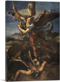 St. Michael Vanquishing Satan 1518