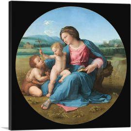 The Alba Madonna 1510