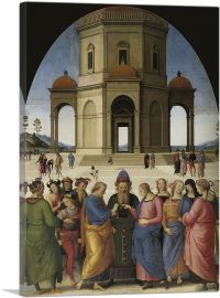 The Marriage of the Virgin 1504