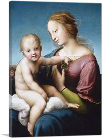 The Niccolini-Cowper Madonna 1508