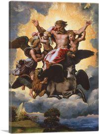 Vision Of Ezekiel 1518