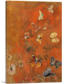 Evocation of Butterflies 1912