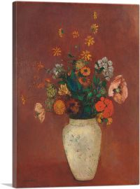 Bouquet in a Chinese Vase 1914