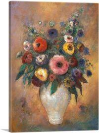 Vase of Flowers 1912