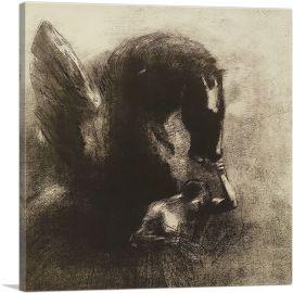 Captured Pegasus 1889