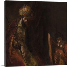 Saul and David 1658