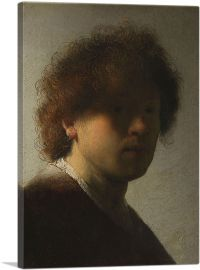 Self-Portrait as a Young Man 1629