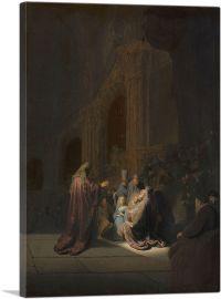 Simeon's Song of Praise 1631