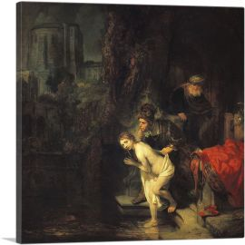 Susanna and the Elders 1647