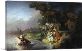 The Abduction of Europa 1632