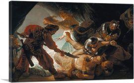 The Blinding of Samson 1636