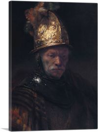 The Man with the Golden Helmet 1650