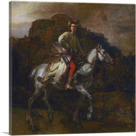 The Polish Rider 1655