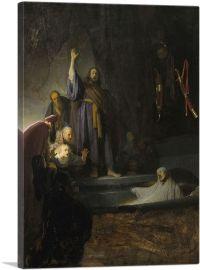The Raising of Lazarus 1632