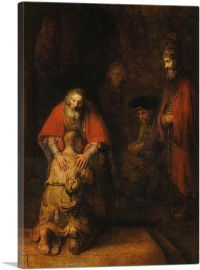 The Return of the Prodigal Son 1669