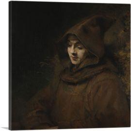 Titus as a Monk 1660