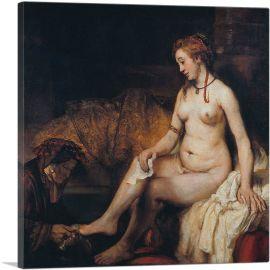 Bathsheba at Her Bath 1654