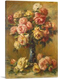 Roses in a Vase 1917