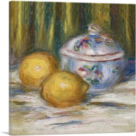 Saucer and Lemons 1915