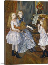 The Daughters of Catulle Mendes 1888