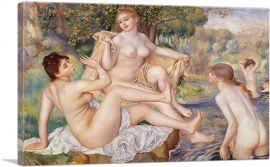 The Large Bathers 1887
