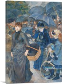 The Umbrellas 1886