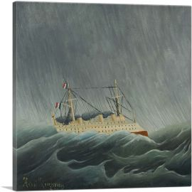 The Storm Tossed Vessel 1899