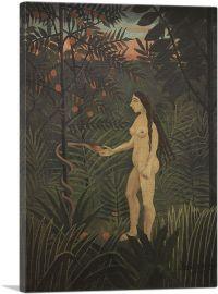 Eva im Irdischen Paradies 1906