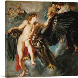 The Abduction of Ganymede 1612