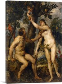 Adam and Eve - The Fall of Man 1629