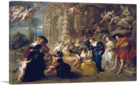 The Garden of Love 1634