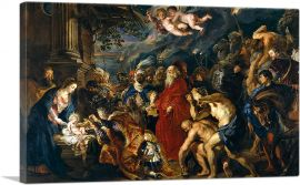 Adoration of the Magi 1610