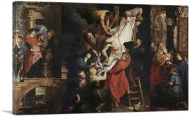 Descent from the Cross 1614
