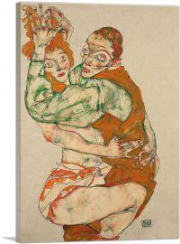 Lovemaking 1915