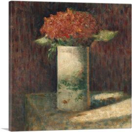 Vase of Flowers 1881